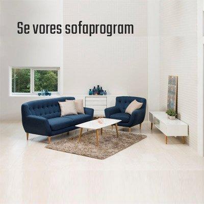 Seriøst Møbler | Billig møbel online - Gratis fragt og hurtig levering UH-31
