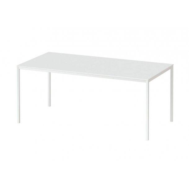 Fall spisebord 90 * 140 cm hvid.