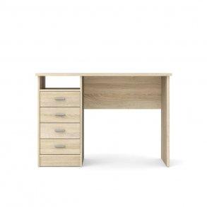 Skrivebord i tre | Her finner du bla. Skrivebord eik. Kjøp nå.
