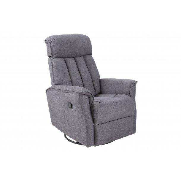 Joy lænestol grå.
