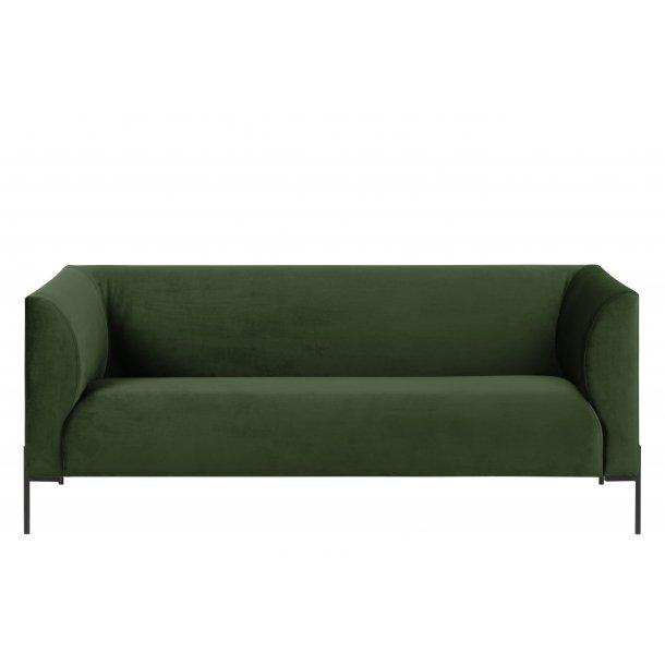 Oras sofa 2,5 personers mørkegrøn.
