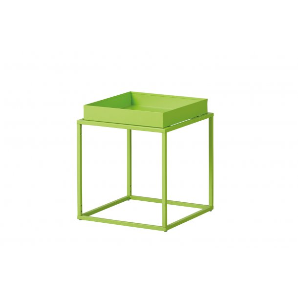 Cross sofabord S hjørnebord grøn.