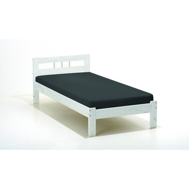 Fank seng 90x200 cm hvid.