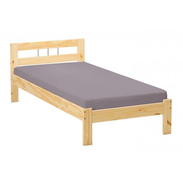 Jans seng 90x200 cm natur.