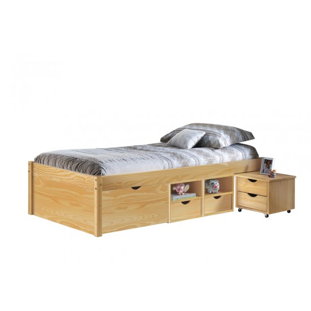 Cluse seng 90x200 cm natur.