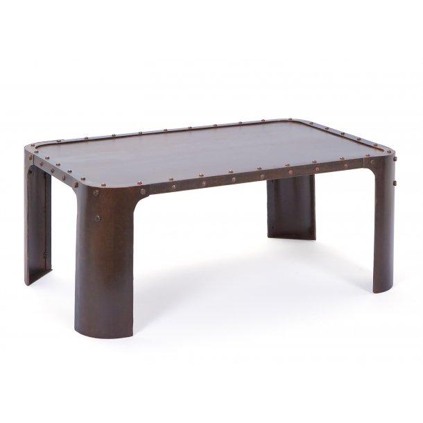 Gorwan sofabord rust farvet.