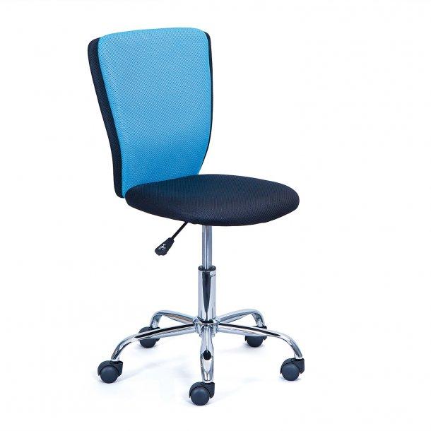 Cece kontorstol blå, sort.