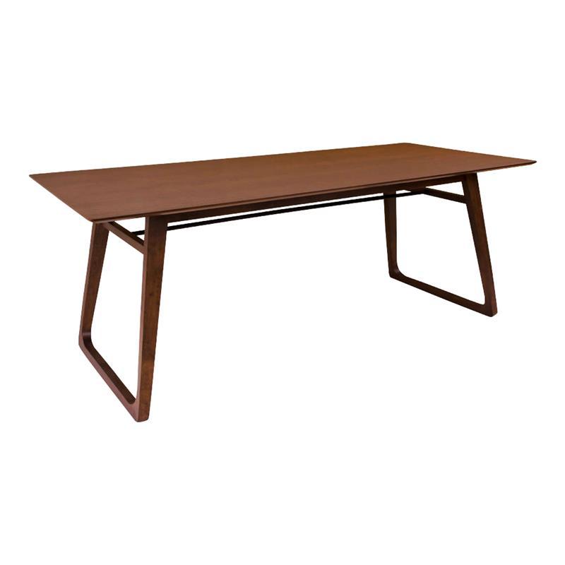 Spisebord hello 90 x 200 cm i valn tt dekor kj p her - Boconcept mobel ...