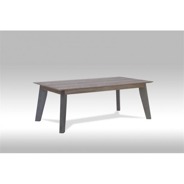 Marla sofabord i brun / grå akacie træ.