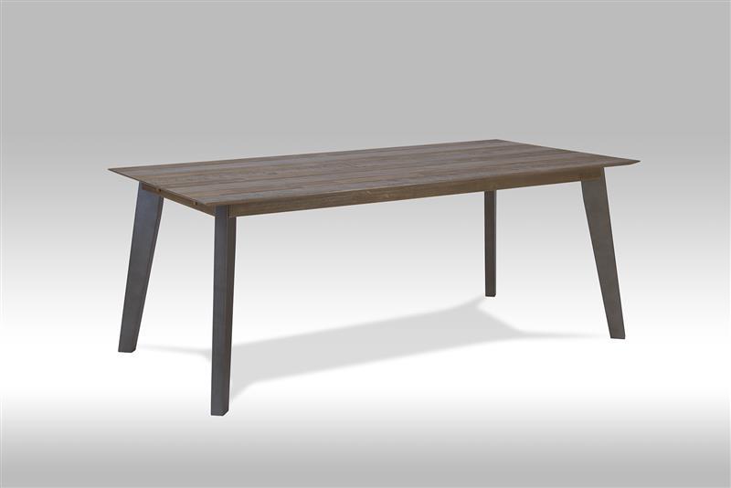 marla esszimmertisch 100 x 200 cm mit platz f r 2. Black Bedroom Furniture Sets. Home Design Ideas