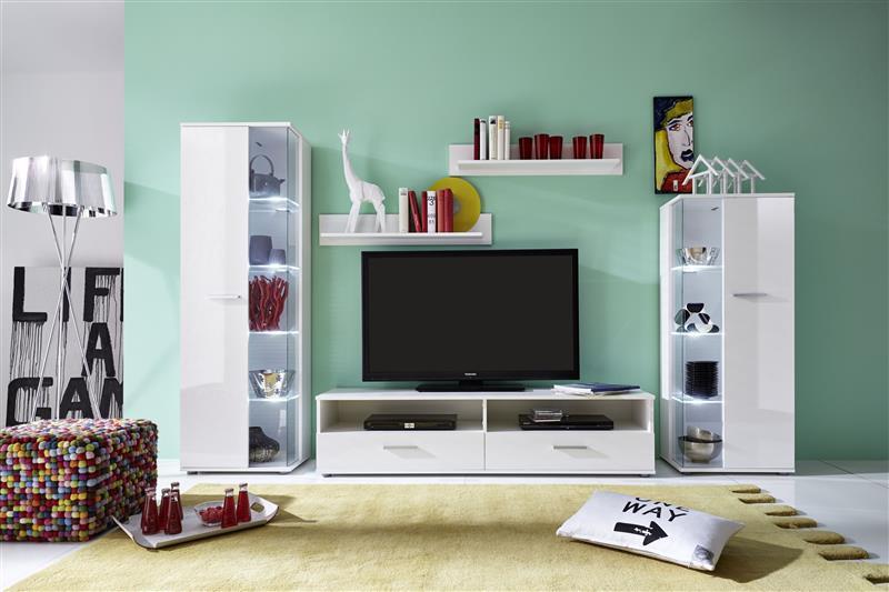 ttx06 regalsystem front in weiss hochglanz und korpus in weiss bestellen sie hier. Black Bedroom Furniture Sets. Home Design Ideas