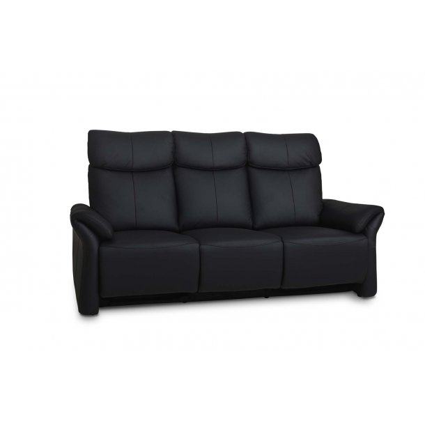 Lukas sofa 3-personers sort.