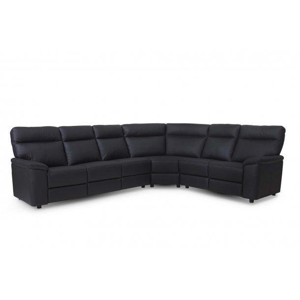 Haston sofa LV sort.
