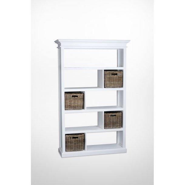 halifax regal mit 4 k rben weiss bestellen sie hier. Black Bedroom Furniture Sets. Home Design Ideas