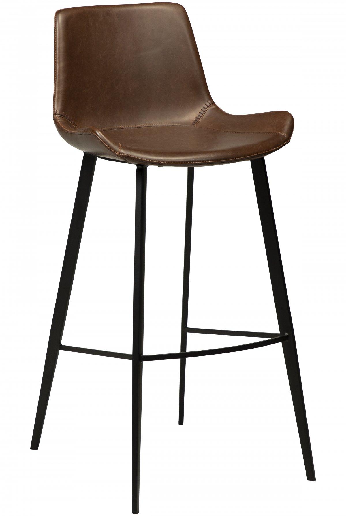 Picture of: Danform Hype Barstol Vintage Kakaofarvet Fri Fragt Lev 1 2 Dage Se Her