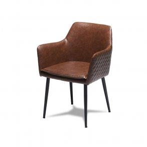 Spisebordsstole med armlæn