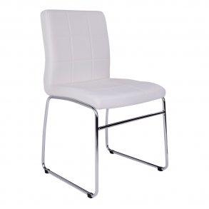 Hvide spisebordsstole