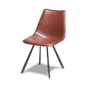 Spisebordsstole læder