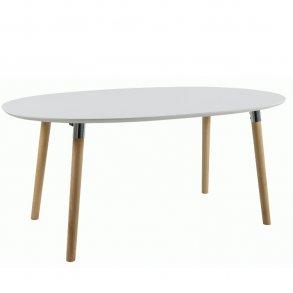 Ovalt spisebord