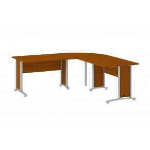 Stort skrivebord