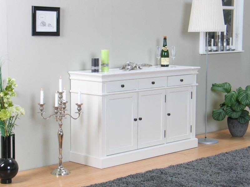 sideboard amaretta wei antik patiniert jetzt. Black Bedroom Furniture Sets. Home Design Ideas