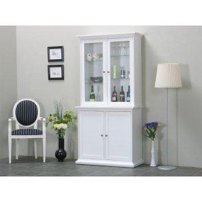 Fasjonable Billige vitrineskap | Kjempe utvalg av flotte vitriner hos Møbel24.no JU-62