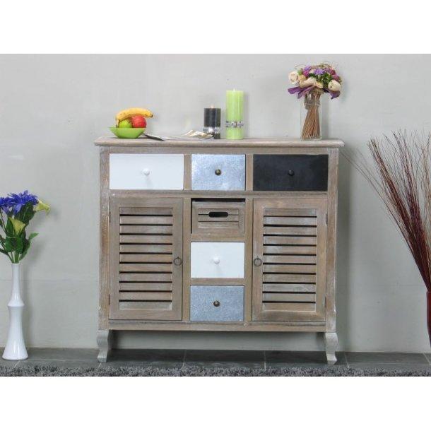 madrid kommode mit schubladen und t ren schnelle lieferung sehen sie hier unsere gro e auswahl. Black Bedroom Furniture Sets. Home Design Ideas