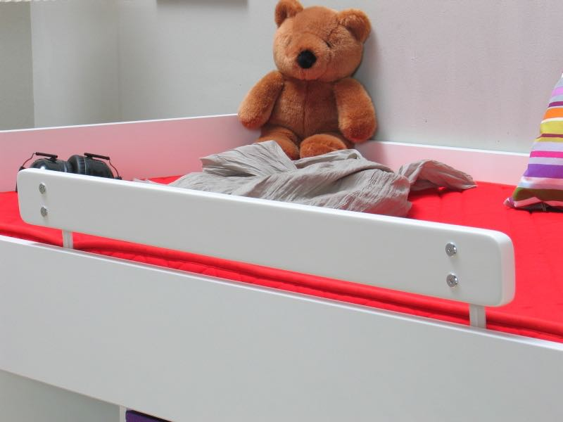 marianne schutzgitter f r marianne und jubee bett wei bestellen sie jetzt. Black Bedroom Furniture Sets. Home Design Ideas