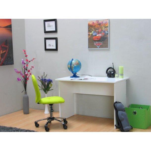 Marianne skrivebord bredde 110 cm, højde 74 cm hvid.